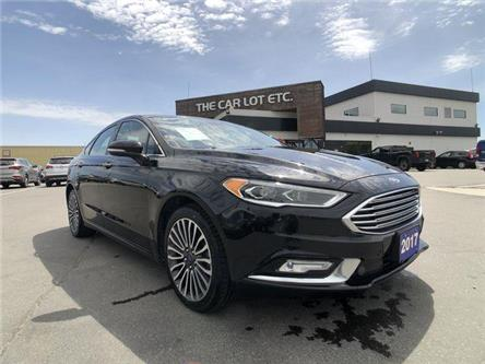2017 Ford Fusion Titanium (Stk: 20200) in Sudbury - Image 1 of 26