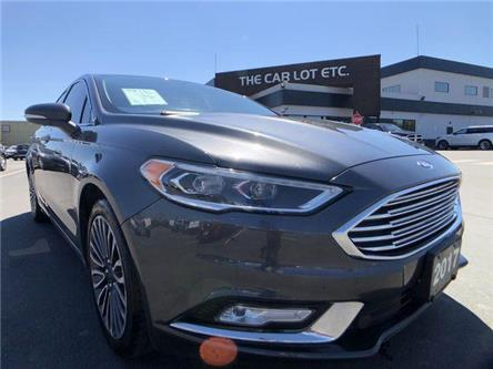 2017 Ford Fusion SE (Stk: 20049) in Sudbury - Image 1 of 23
