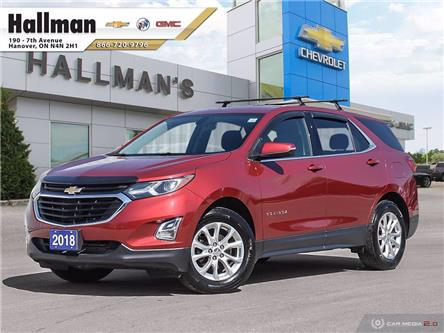 2018 Chevrolet Equinox LT (Stk: 20185A) in Hanover - Image 1 of 27