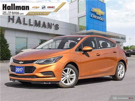 2017 Chevrolet Cruze Hatch LT Auto (Stk: P1677) in Hanover - Image 1 of 25