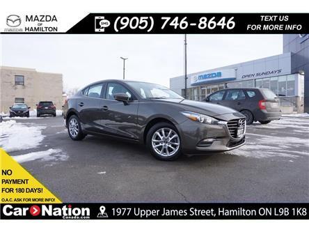 2017 Mazda Mazda3 GS (Stk: HU1002) in Hamilton - Image 1 of 33