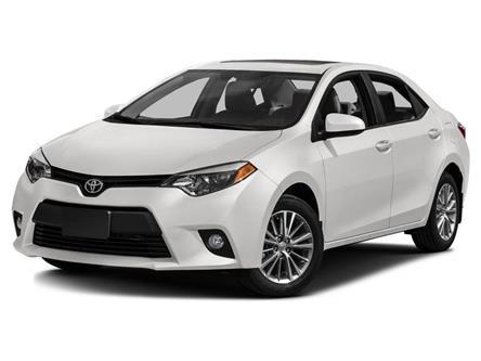 2014 Toyota Corolla  (Stk: 34320) in Toronto, Ajax, Pickering - Image 1 of 10