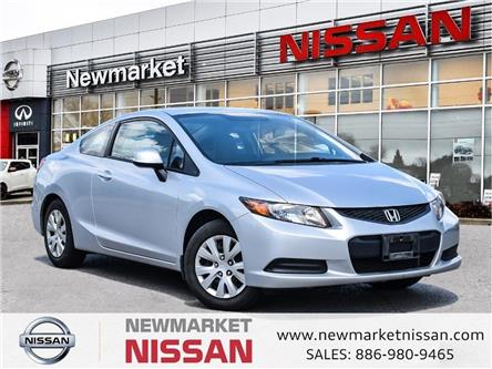 2012 Honda Civic LX (Stk: 19R018A) in Newmarket - Image 1 of 16