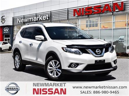 2016 Nissan Rogue SV (Stk: 19T021A) in Newmarket - Image 1 of 19