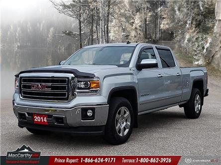 2014 GMC Sierra 1500 SLT (Stk: TEG539324) in Terrace - Image 1 of 16