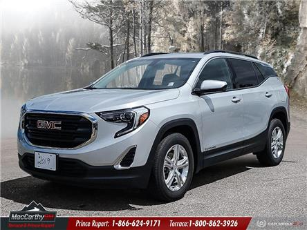 2019 GMC Terrain SLE (Stk: TKL310474) in Terrace - Image 1 of 14