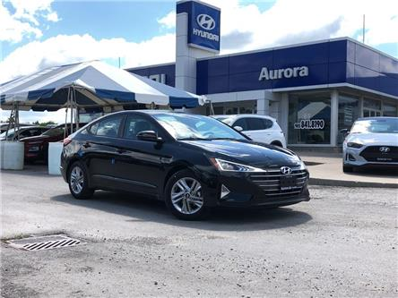 2020 Hyundai Elantra  (Stk: 22173) in Aurora - Image 1 of 15