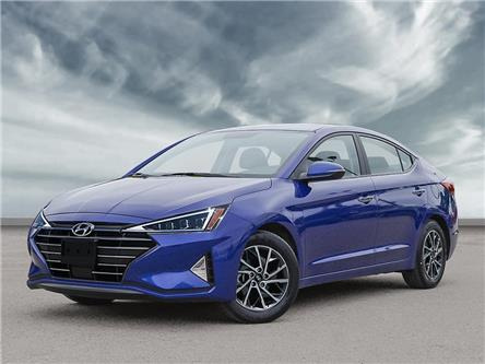 2020 Hyundai Elantra Ultimate (Stk: H5876) in Toronto - Image 1 of 23