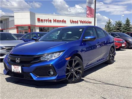 2017 Honda Civic Sport (Stk: U17103) in Barrie - Image 1 of 24