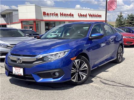 2017 Honda Civic EX-T (Stk: U17496) in Barrie - Image 1 of 28