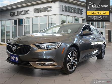 2018 Buick Regal Sportback Preferred II (Stk: B9120A) in Kincardine - Image 1 of 25