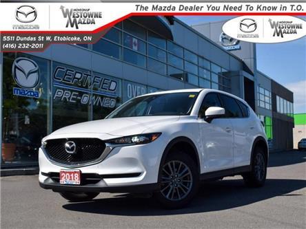 2018 Mazda CX-5 GS (Stk: 15046) in Etobicoke - Image 1 of 28