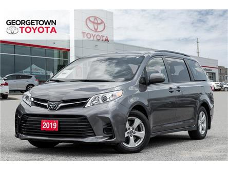 2019 Toyota Sienna LE 8-Passenger (Stk: 19-07061GR) in Georgetown - Image 1 of 22