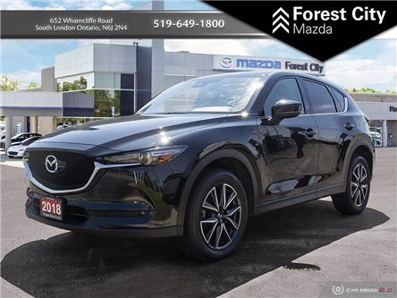 2018 Mazda CX-5 GT (Stk: ML0108) in London - Image 1 of 7