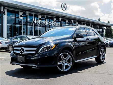 2016 Mercedes-Benz GLA-Class Base (Stk: K3969A) in Kitchener - Image 1 of 27