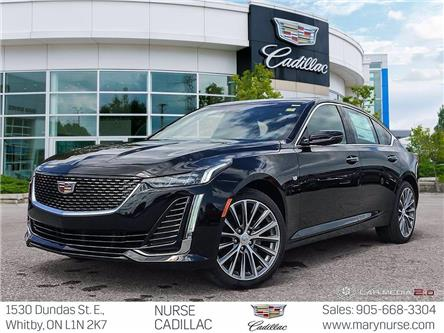 2020 Cadillac CT5 Premium Luxury (Stk: 20K106) in Whitby - Image 1 of 26