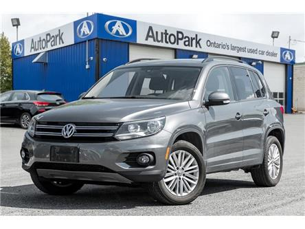 2016 Volkswagen Tiguan Special Edition (Stk: 16-16753T) in Georgetown - Image 1 of 18