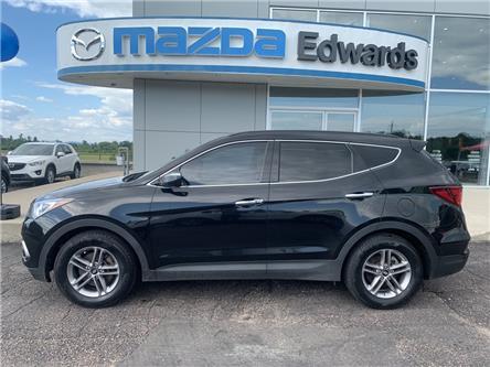 2017 Hyundai Santa Fe Sport 2.4 SE (Stk: 22283) in Pembroke - Image 1 of 13