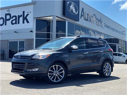 2016 Ford Escape SE (Stk: 16-78020MB) in Barrie - Image 1 of 25