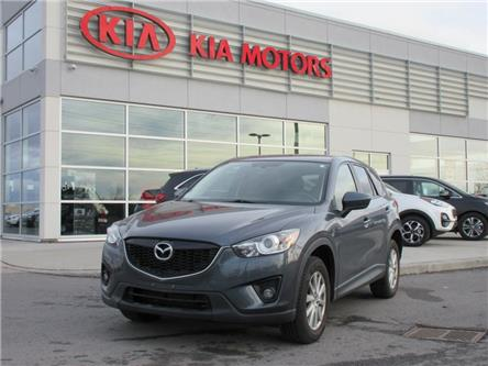 2013 Mazda CX-5 GS (Stk: D0346) in Orléans - Image 1 of 13