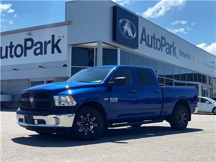 2018 RAM 1500 ST (Stk: 18-44529JB) in Barrie - Image 1 of 26