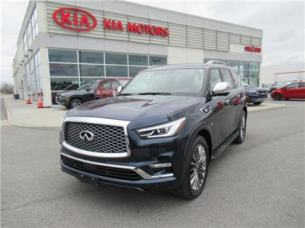 2019 Infiniti QX80 LUXE 7 Passenger (Stk: U1030) in Orléans - Image 1 of 20