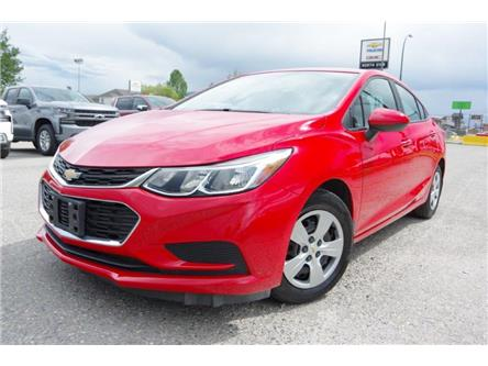 2016 Chevrolet Cruze LS Manual (Stk: 77158L) in Cranbrook - Image 1 of 22