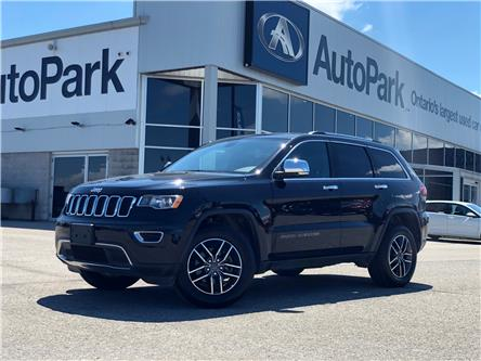 2019 Jeep Grand Cherokee Limited (Stk: 19-95780RJB) in Barrie - Image 1 of 29