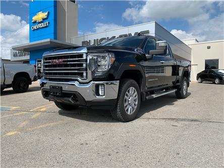 2020 GMC Sierra 2500HD SLT (Stk: 46299) in Strathroy - Image 1 of 8