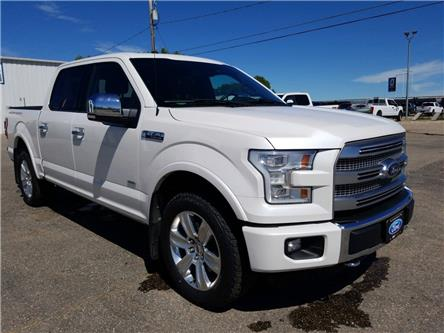 2016 Ford F-150 Platinum (Stk: 20122A) in Wilkie - Image 1 of 26