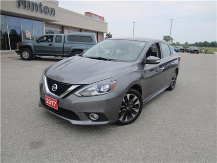 2017 Nissan Sentra 1.6 SR Turbo (Stk: 19251A) in Perth - Image 1 of 15