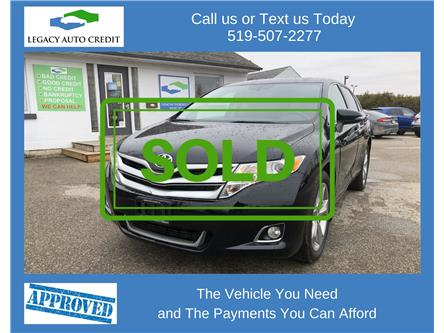 2016 Toyota Venza Base V6 (Stk: L9201A) in Waterloo - Image 1 of 15