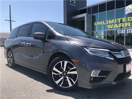 2018 Honda Odyssey Touring (Stk: UM2424) in Chatham - Image 1 of 25
