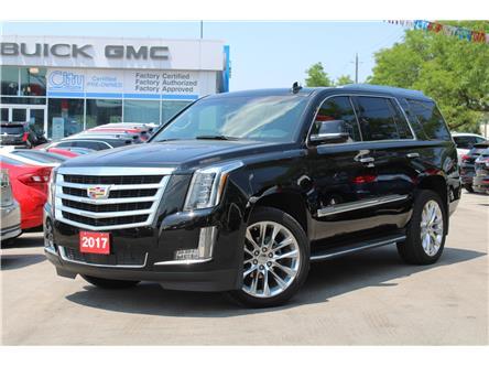 2017 Cadillac Escalade Premium Luxury (Stk: 3021024A) in Toronto - Image 1 of 30