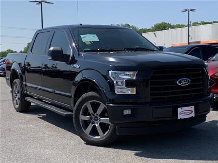 2017 Ford F-150 XLT (Stk: 20T500A) in Midland - Image 1 of 15