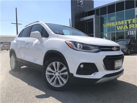 2020 Chevrolet Trax Premier (Stk: UM2384) in Chatham - Image 1 of 20
