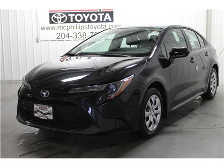 2020 Toyota Corolla LE (Stk: P133138) in Winnipeg - Image 1 of 26
