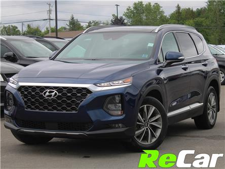 2019 Hyundai Santa Fe Luxury (Stk: 200847A) in Moncton - Image 1 of 11