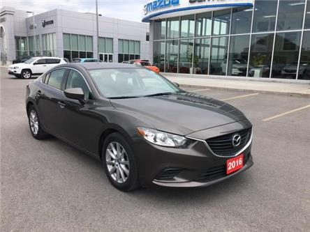 2016 Mazda MAZDA6 GS (Stk: 2661A) in Ottawa - Image 1 of 20