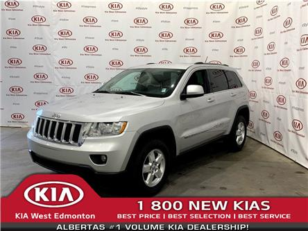 2012 Jeep Grand Cherokee Laredo (Stk: 22277B) in Edmonton - Image 1 of 26