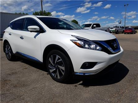 2017 Nissan Murano Platinum (Stk: 20141A) in Wilkie - Image 1 of 28