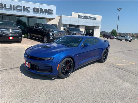 2020 Chevrolet Camaro 2SS (Stk: 46393) in Strathroy - Image 1 of 14