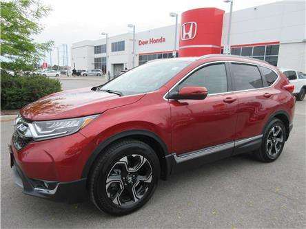 2019 Honda CR-V Touring (Stk: 28269A) in Ottawa - Image 1 of 16