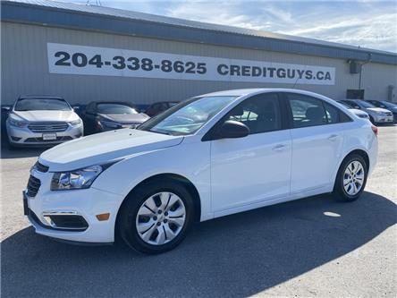 2015 Chevrolet Cruze 2LS (Stk: ) in Winnipeg - Image 1 of 27