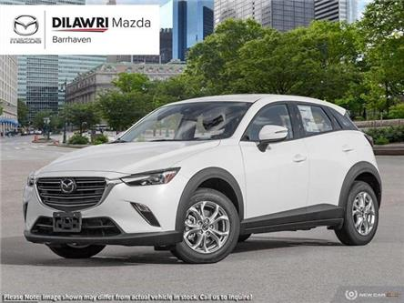 2020 Mazda CX-3 GS (Stk: 2592) in Ottawa - Image 1 of 20