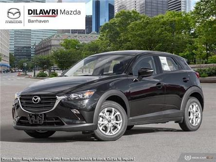 2020 Mazda CX-3 GS (Stk: 2591) in Ottawa - Image 1 of 20