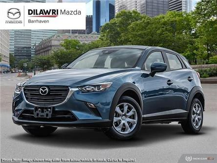 2020 Mazda CX-3 GX (Stk: 2561) in Ottawa - Image 1 of 20