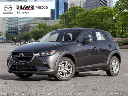 2020 Mazda CX-3 GS (Stk: 2603) in Ottawa - Image 1 of 20