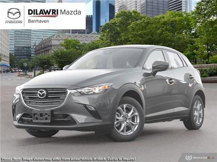 2020 Mazda CX-3 GS (Stk: 2580) in Ottawa - Image 1 of 20