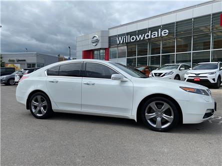 2012 Acura TL Base (Stk: U16638A) in Thornhill - Image 1 of 12